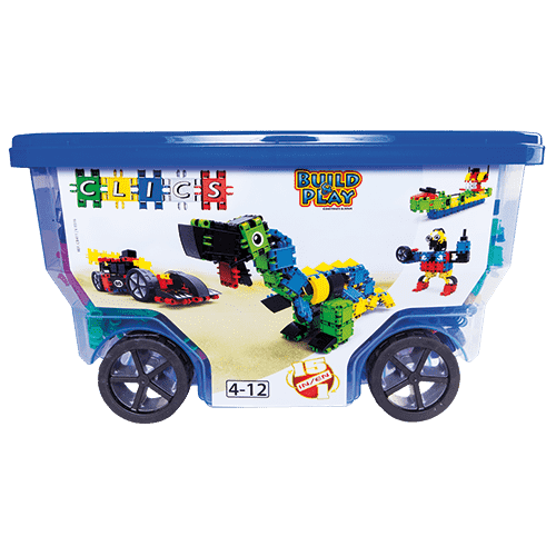 Clics Rollerbox 15 in 1